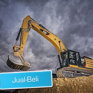 RIJO Excavator - Rental & Jual-Beli Alat Berat