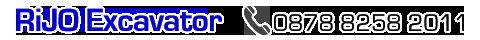 RiJO Excavator | Rental dan Jual Beli Alat Berat